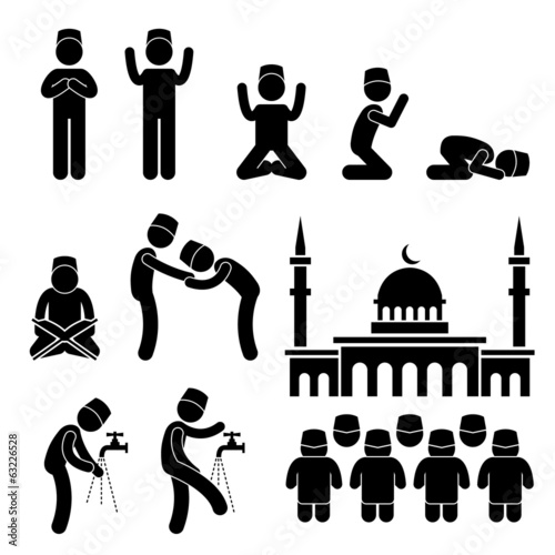 Islam Muslim Mosque Religion Culture Tradition