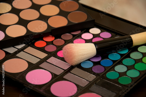 colored  cosmetics