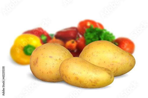 Gemüse 243