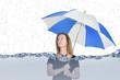 Regenschirm 39