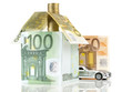 Geld - Haus - Auto