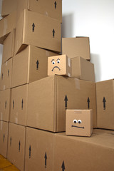 Frowning Boxes