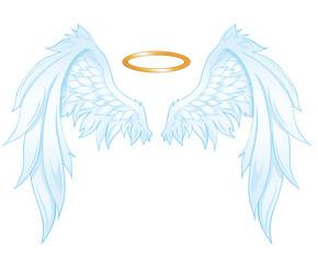 Engelsflügel Kostüm Flügel