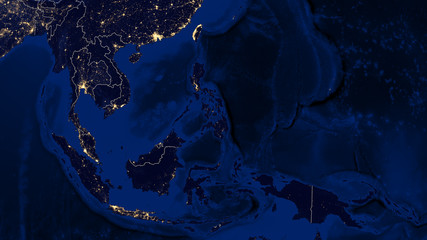 Southeast Asia - Night - 02