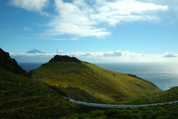 La Gomera, Tenerife