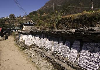 monumento religioso budista