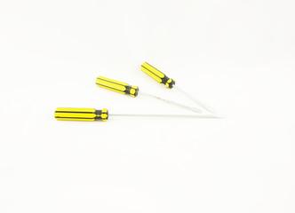 Flat-blade screwdriver