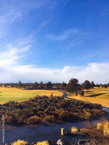 Central Oregon Golf Course