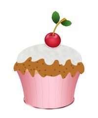 Cupcake, Kuchen