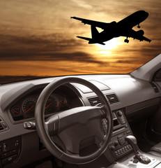 noleggio auto in aeroporto