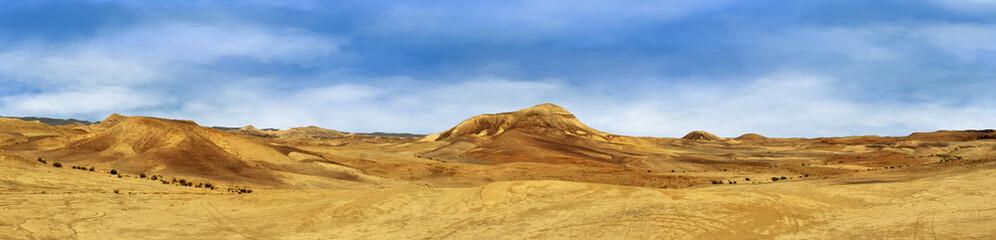 Panorama Judean Desert
