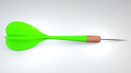 Freccetta verde