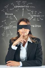 Blind asset allocation
