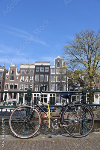Bike, Amsterdam, Holland