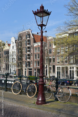 City of Amsterdam, the Netherlands