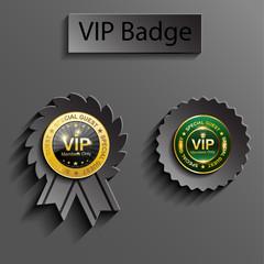 Member vip badge
