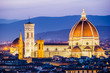 Florence, the Cathedral and Brunelleschi dome