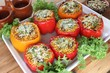 Stuffed peppers