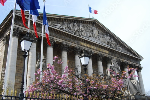 Assemblée Nationale - French National Assembly, Paris