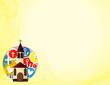 Catholic background