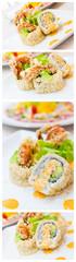 Sushi sesame