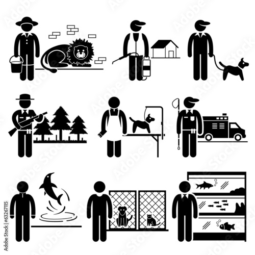 Animals Jobs Occupations Careers