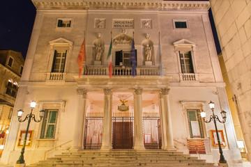 Venice - Teatro la Fenice at night
