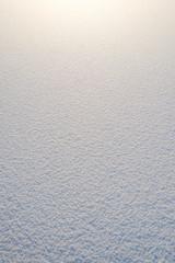 Icy desert