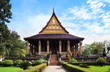 Haw Phra Kaew (Emerald Buddha temple), No.1 attraction in Vienti