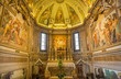 Bologna - Chapel in the sacristy of church San Michele in Bosco.