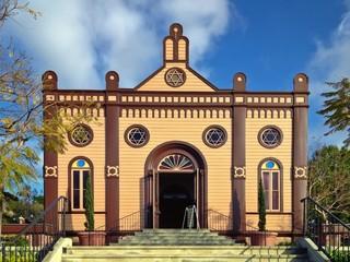Historic Jewish Synagogue, Temple Beth Israel, San Diego