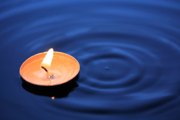 Candle On Water