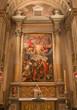 Bologna - Side altar of Chiesa di San Gregorio e San Siro