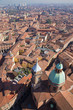 Bologna - Look down from Torre Asinelli east