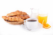 canvas print picture - breakfast