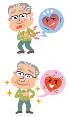 心臓病 発作 治癒 高齢者