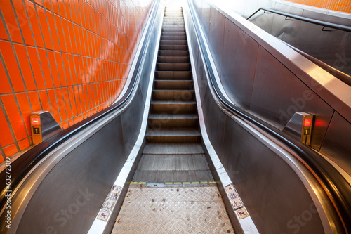 rolltreppe in berlin