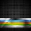 Abstract stripes vector design