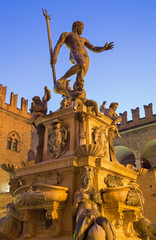 Bologna - Neptune fountain