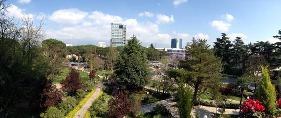 Tirana view