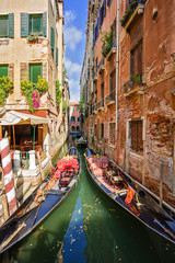 architecture of Venice. Italy