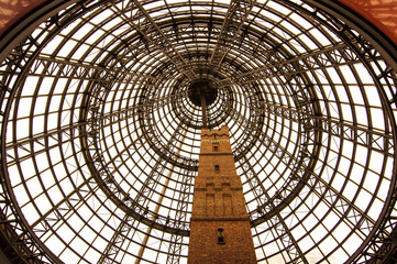 Architectural Marvel the shot tower at Melbourne