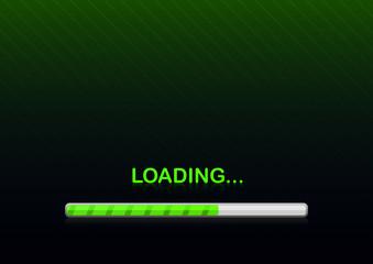 loading background