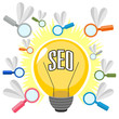 Concept of search optimization