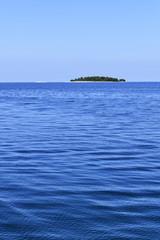 Small Island in the Adriatic Sea
