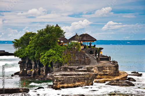 Tanah Lot means