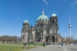 Berliner Dom mit Fernsehturm