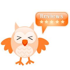Icona recensione