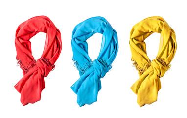 Chiffon scarfs