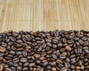 фон кофе в зернах